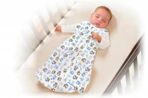 Safe sleeping techniques for babies and infants