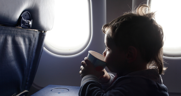Traveling with kids and sleep training